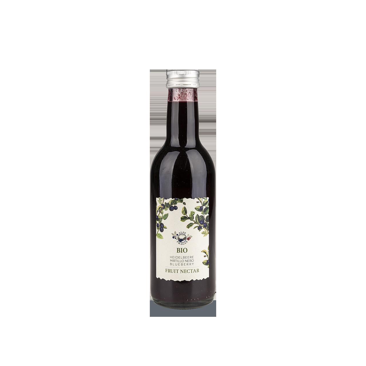 Myrtillus Fruchtnektar Heidelbeere Bio 250 ml