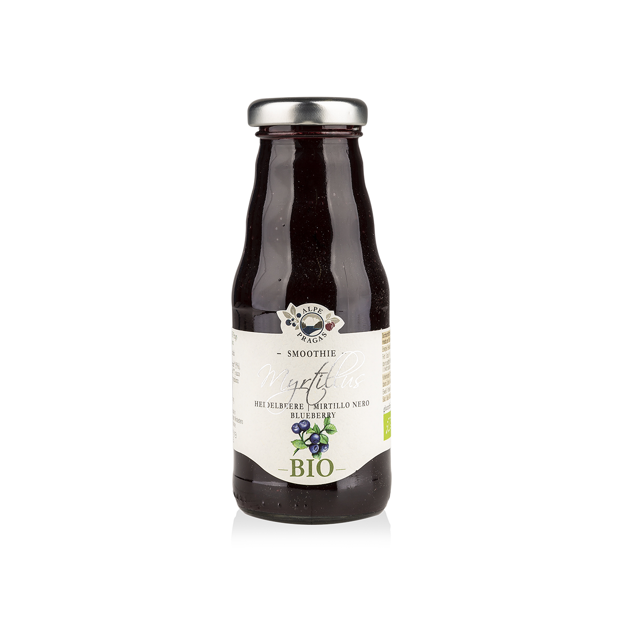 Myrtillus Smoothie Heidelbeere Bio 200ml