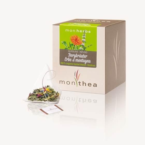 Bergkräuter-Tee Monherbs