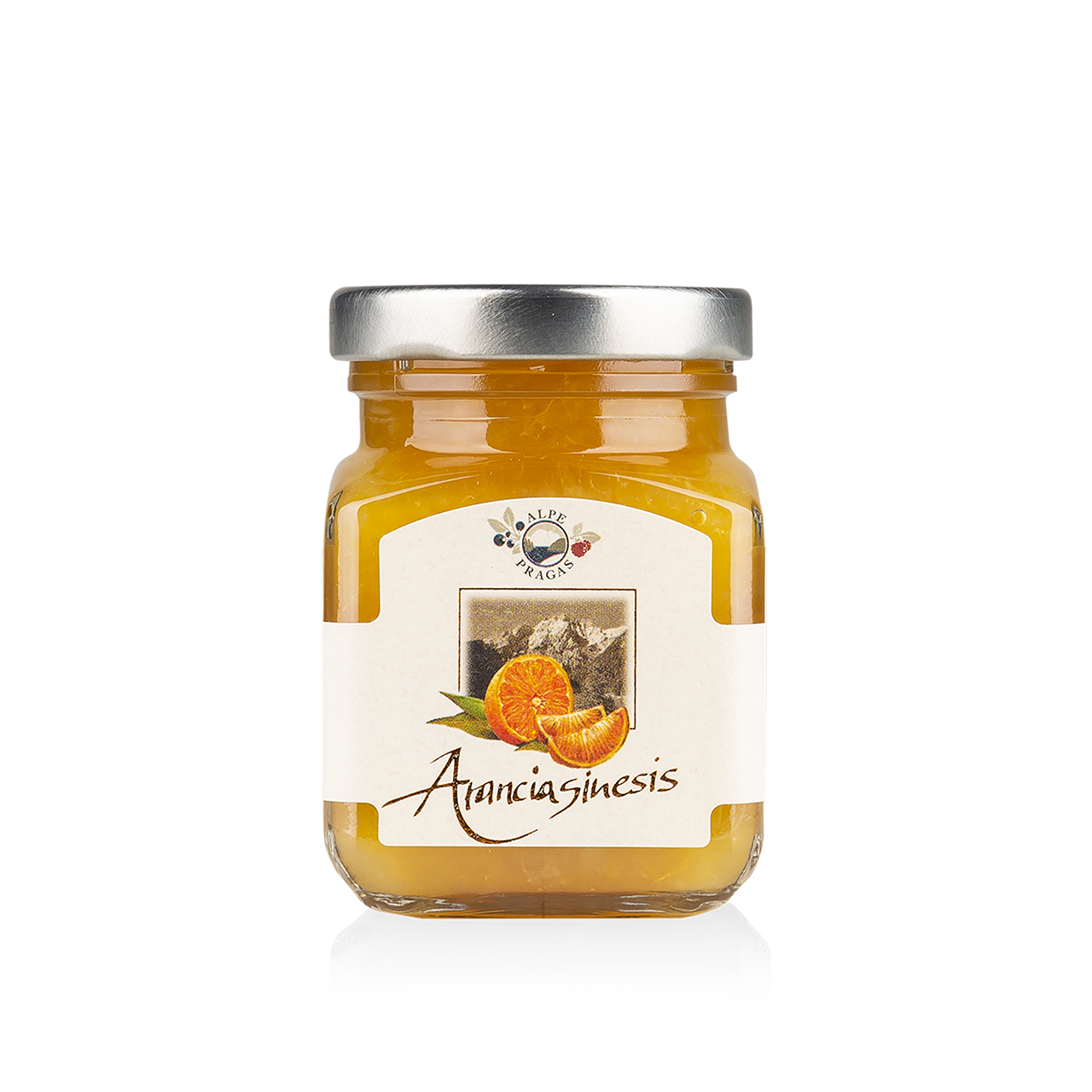 Arancia sinensis Fruchtaufstrich Orange 110g