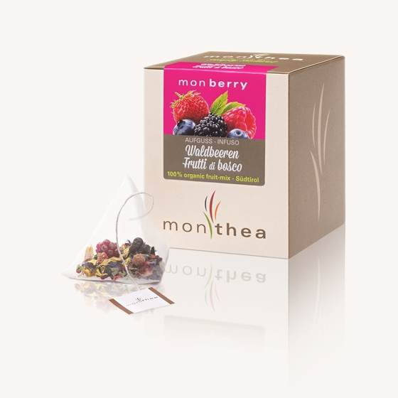 Waldfrüchte-Tee Monbeerry