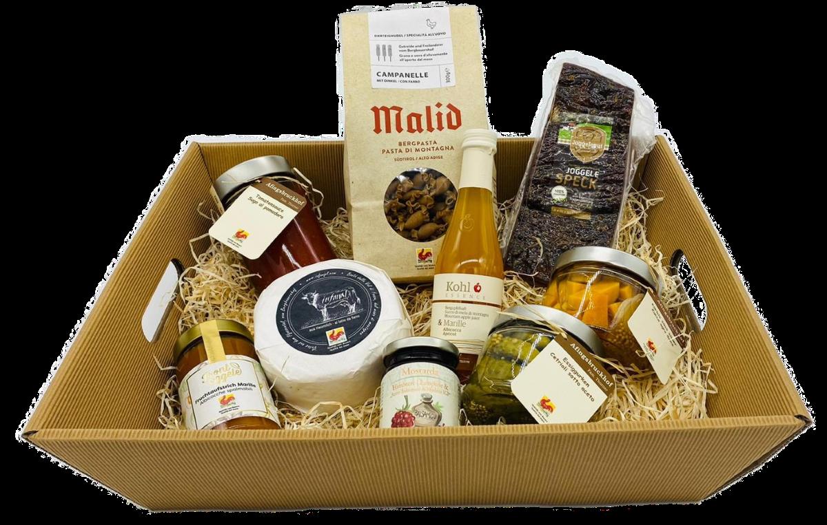 "Geschenkspaket ""I love Südtirol"""