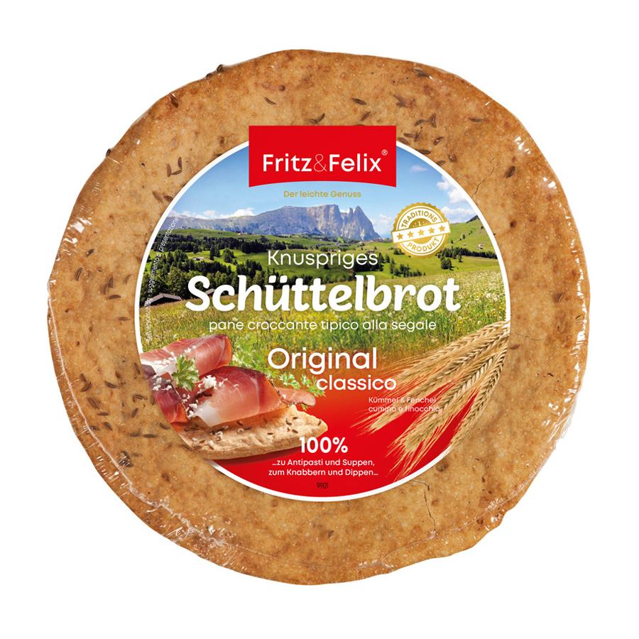Schüttelbrot  Original