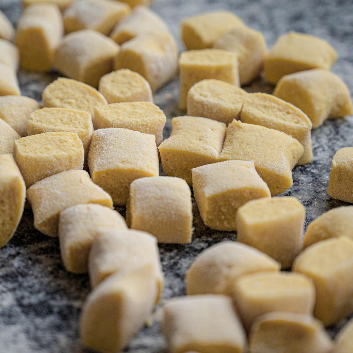 Kartoffelnocken