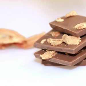 Vollmilchschokolade mit Marille