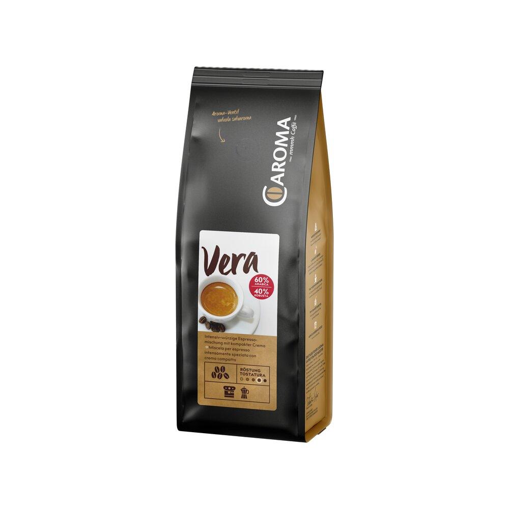Vera 60 % Arabica 40 % Robusta Bohnen Espresso