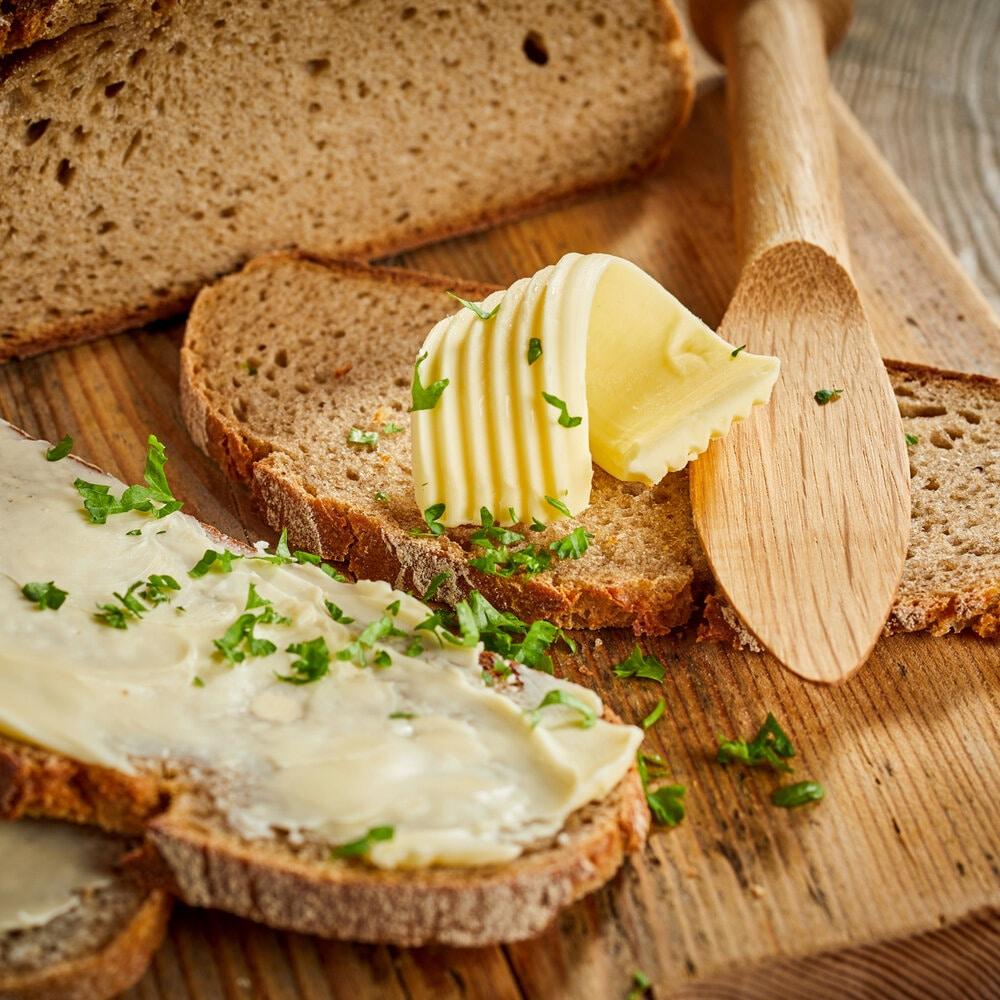 Südtiroler Butter aus Sauerrahm