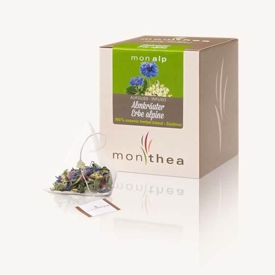 Almkräuter-Tee Monalp