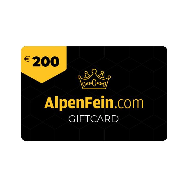 Geschenkgutschein 200 €