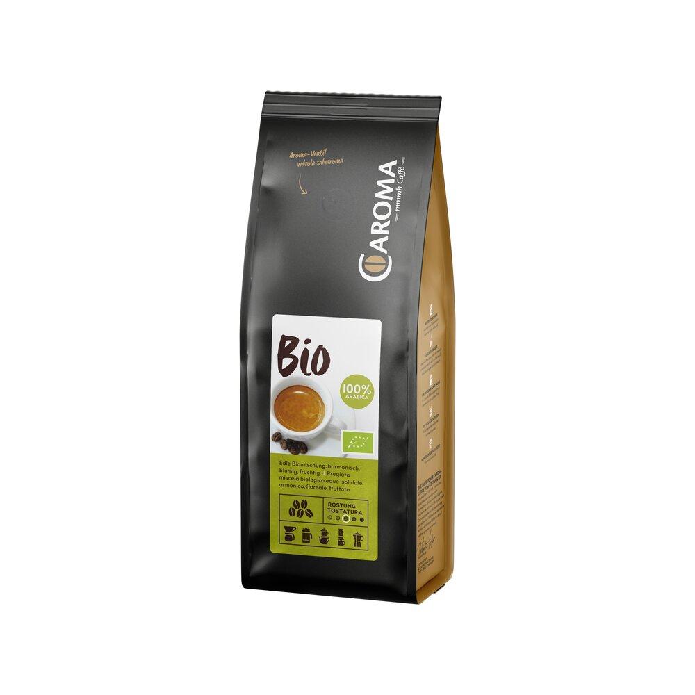 Bio 100% Arabica Bohnen Filter & Mokka