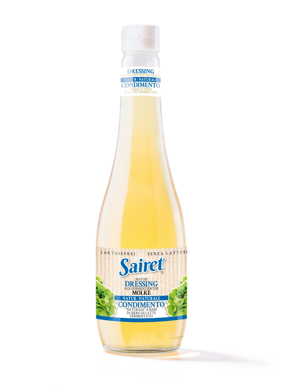 Sairet - Naturdressing aus fermentierter Molke