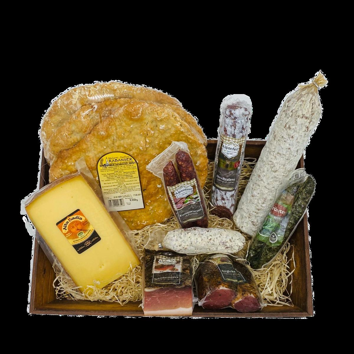 """Geschenkspaket """"Großes Südtirol"""""""