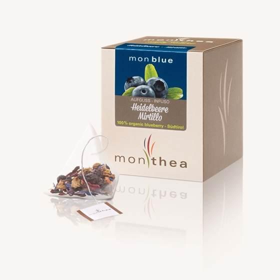 Heidelbeer-Tee Monblue